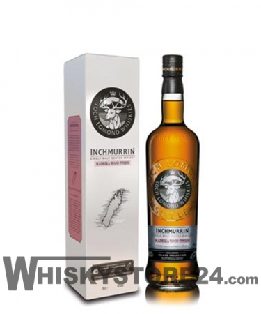 Inchmurrin Madeira Cask – Bottling 2016