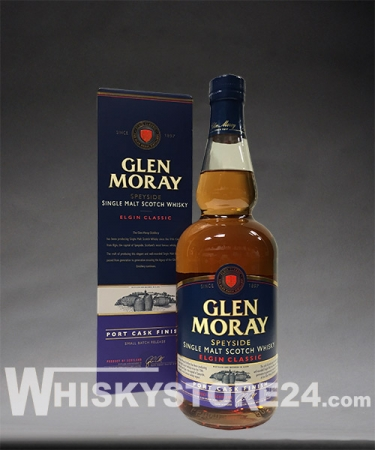 Glen Moray – Port Cask Finish