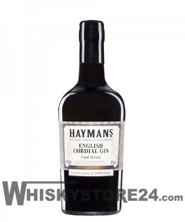 Hayman's Cordial Gin Cask Rested – German Edition