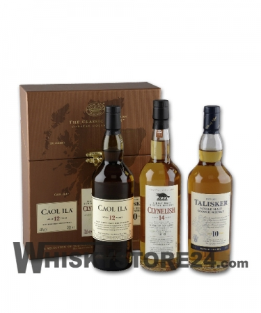 The Classic Malts Collection Coastal