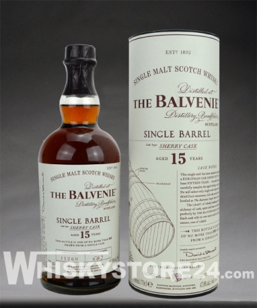 Balvenie 15 Jahre Single Barrel