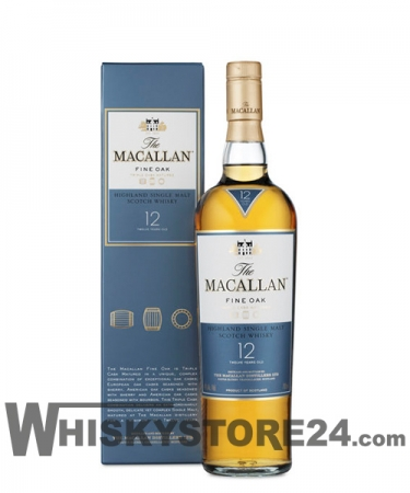 The Macallan Fine Oak 12 Jahre