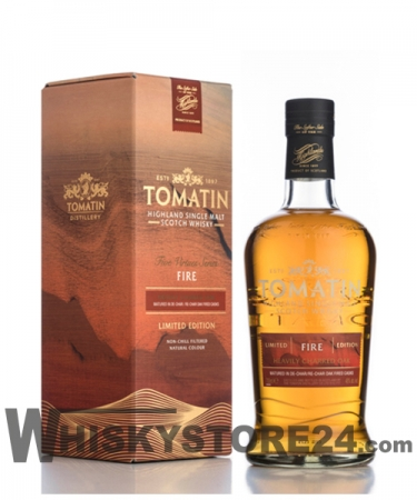 Tomatin Five Virtues - Fire