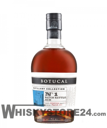 Botucal Distillery Collection No. 1 - Batch Kettle Rum
