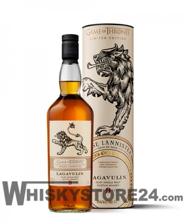 The Game of Thrones // House Lannister // Lagavulin 9 Jahre