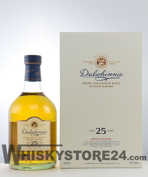 Dalwhinnie 25 Jahre –  Diageo Special Release 2015