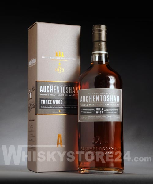 Auchentochan Three Wood