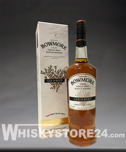 Bowmore – Gold Reef