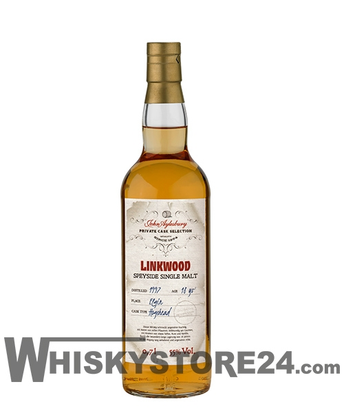 John Aylesbury Private Cask Linkwood 18 Jahre
