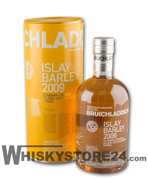 Bruichladdich – Islay Barley – Rockside Farm 2009