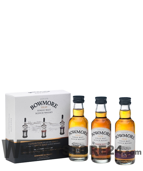 Bowmore Gift Collection