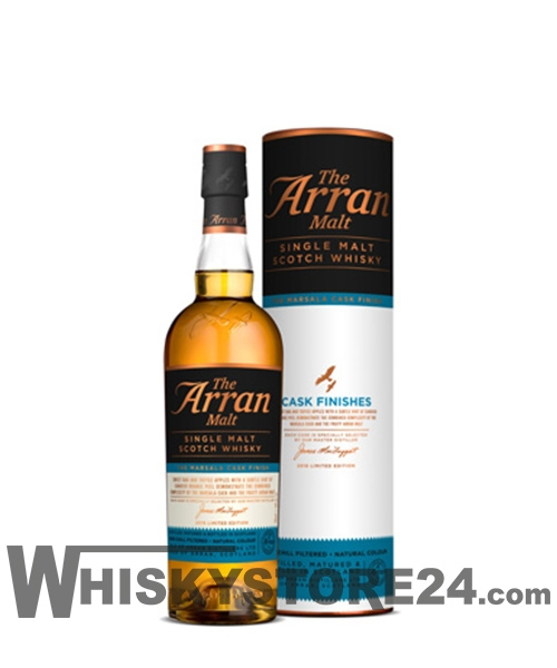 The Arran Malt Marsala Cask Finish