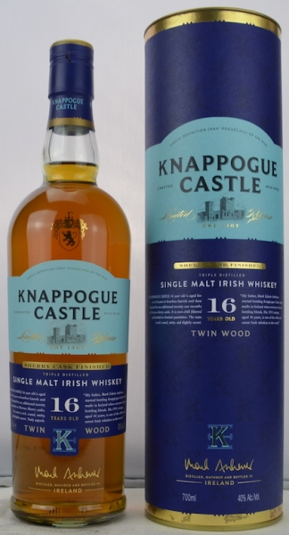 Knappogue Castle 16 Jahre Twin Wood