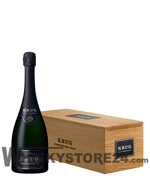 Krug Clos d'Ambonnay 2000 (in Holzkiste)